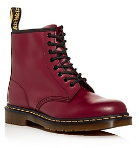 Dr. Martens Men's 1460 Leather Combat Boots
