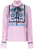 Temperley London Imperium blouse