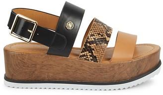 Tommy Hilfiger Eanda Platform Sandals