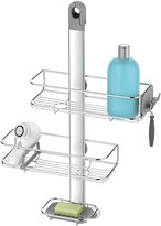 Simplehuman Shower Caddy and Anodized Aluminum