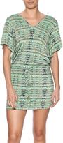 Veronica M Short Sleeve Tunic Dress