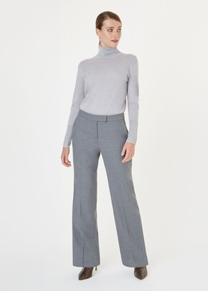 Hobbs Addison trousers With Stretch