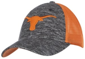 NCAA Authentic Headwear Texas Longhorns Titan Trucker Snapback Cap