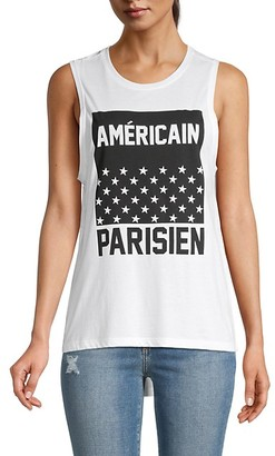 South Parade Graphic Tank Top