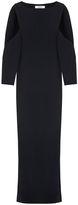 Chalayan Cut Out Sleeves Dress