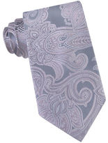 MICHAEL Michael Kors Scalloped Paisley Silk Tie