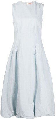 Brock Collection A-line midi dress