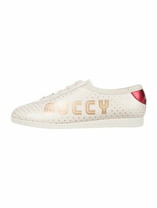 Gucci Falacer Sneakers White