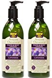 Avalon Lavender Hand & Body Lotion 350Ml Bundle Pack Of 2