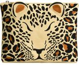 Charlotte Olympia 'Feral Leopard' clutch