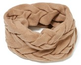 Lafayette 148 New York Women's Braided Cable Cashmere Snood