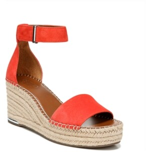 Franco Sarto Clemens Wedge Sandals Women's Shoes