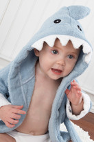 Baby Aspen Let the Fin Begin Terry Shark Robe (Baby Boys)