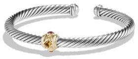 David Yurman Renaissance Bracelet with 14K Gold