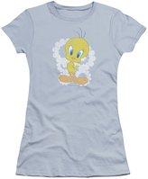 Trevco Looney Tunes Retro Tweety Juniors Premium Bella Shirt