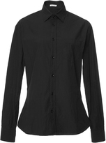 Tomas Maier Airy Poplin Cotton Button Up