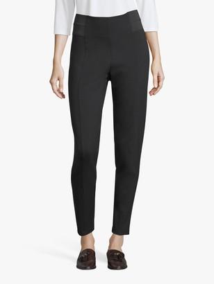 Betty Barclay Elasticated Waist Slim Trousers, Black