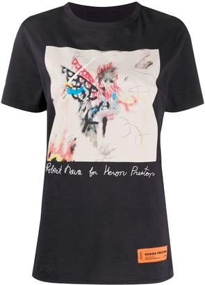 Heron Preston Robert Nava short-sleeved T-shirt