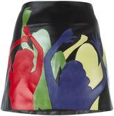 Au Jour Le Jour dancing silhouettes skirt