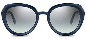 Jimmy Choo Mace 53MM Aviator Sunglasses