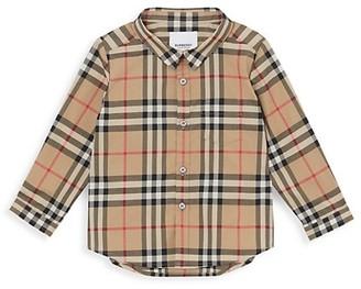 Burberry Baby's & Little Boy's Fredrick Long-Sleeve Shirt