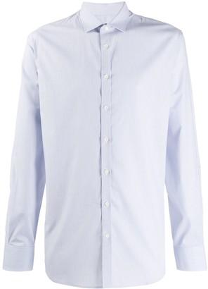 DSQUARED2 Pinstriped Poplin Shirt