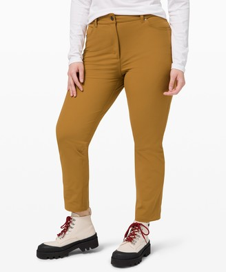 Lululemon City Sleek 5 Pocket 7/8 Pant