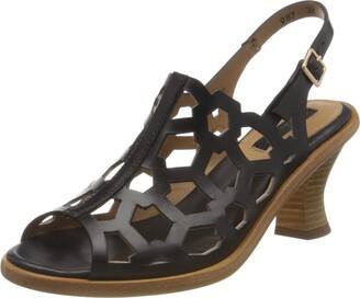 Neosens Women's S987 Restored Skin Negreda Open Toe Sandals