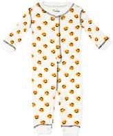 PJ SALVAGE KIDS - Infant Heart Eyes Romper