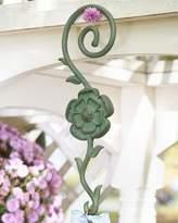 Mackenzie Childs MacKenzie-Childs Flower Garden Birdhouse Hook