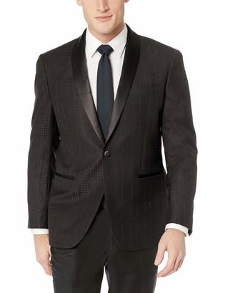 Kenneth Cole Reaction Men's Slim Fit Evening Blazer