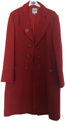 Moschino Cheap & Chic Moschino Cheap And Chic Red Jacket for Women