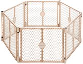 North States Superyard Classic Gate - Sand - 6 Panel