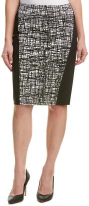 Lafayette 148 New York Petite Ariella Pencil Skirt