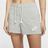 Nike Women's Shorts Sportswear Gym Vintage