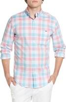 Vineyard Vines Men's Cam Bay Plaid Tucker Slim Fit Sport Shirt