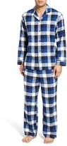 Nordstrom '824' Flannel Pajama Set