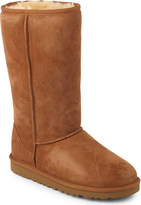 UGG Classic tall sheepskin boots 8-10 years