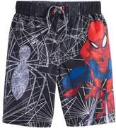 Marvel Boys 4-7 Spider-Man Swim Trunks