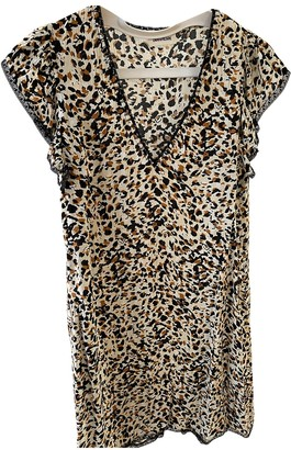 Zadig & Voltaire Spring Summer 2019 Multicolour Cotton Dress for Women