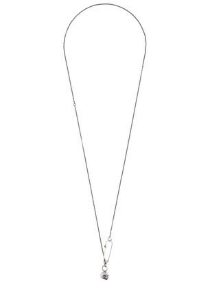 Werkstatt:Munchen Skull Pendant Necklace