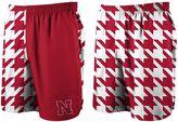 Men's Loudmouth Golf Nebraska Cornhuskers Spirit Shorts