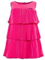 Mayoral Fuchsia Pleated Dress