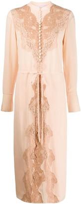 Chloé Lace Front Dress