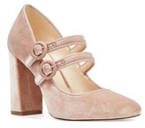 Nine West Women's Dabney Double Strap Mary Jane Pump
