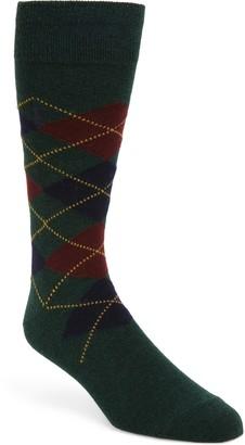 Polo Ralph Lauren Argyle Dress Socks