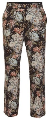 Dries Van Noten Pennel floral trousers