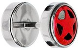Body Candy Red Star Cheater Plug (1 Piece)