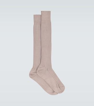 Gucci Exclusive to Mytheresa - ribbed cotton socks