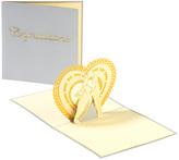 Kim Seybert Wedding Greeting Card